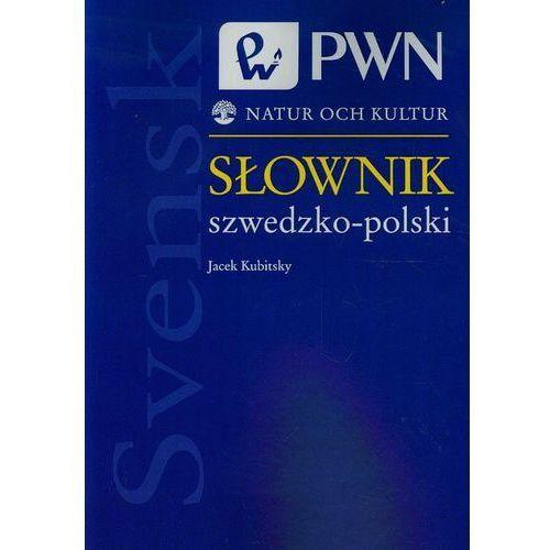 Słownik szwedzko-polski - Wysyłka od 3,99 - porównuj ceny z wysyłką, Kubitsky Jacek
