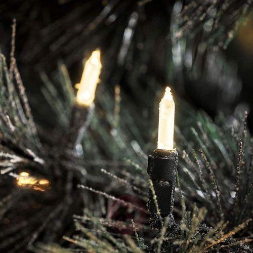 120-punktowy łańcuch świąteczny mini led 25,85m marki Konstmide