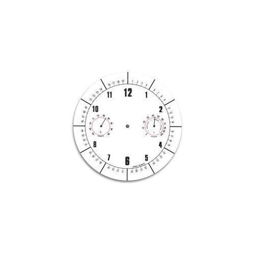 Tarcza zegarowa TH plastikowa 275 mm, TA_TH275