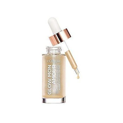 L'oréal wake up & glow mon amour fluid (highlighting drops) 15 ml (cień 01 sparkling love)
