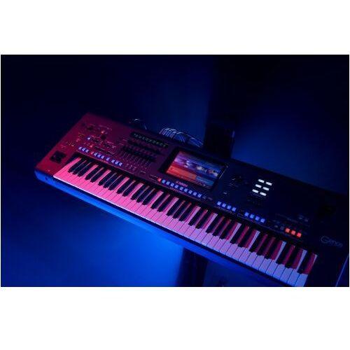 genos keyboard instrument klawiszowy marki Yamaha