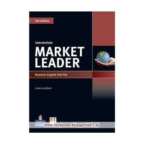 Market Leader Intermediate. Test File, Pearson