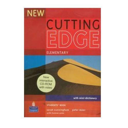 Cutting Edge New Elementary Student s Book (+ CD), Pearson