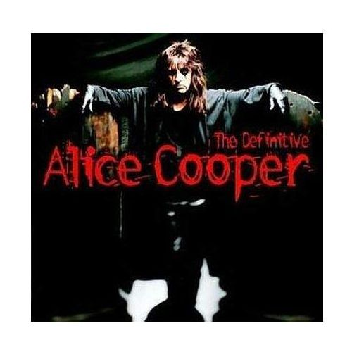 Definitive alice,the - alice cooper (płyta cd) marki Warner music / atlantic