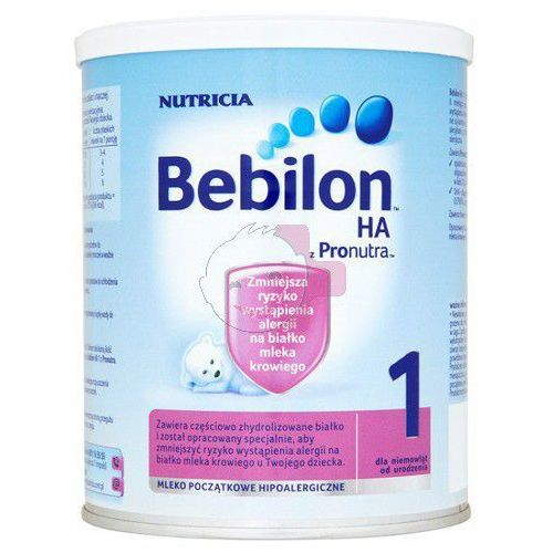 Bebilon HA 1 prosz. - 400 g (mleko dla dzieci) od