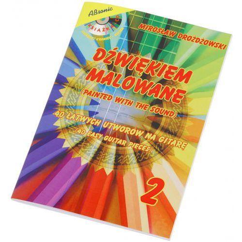 drożdżowski mirosław ″dźwiękiem malowane 2″ książka + cd marki An