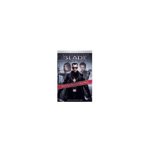 Galapagos Blade: mroczna trójca (dvd) - david s. goyer od 24,99zł darmowa dostawa kiosk ruchu