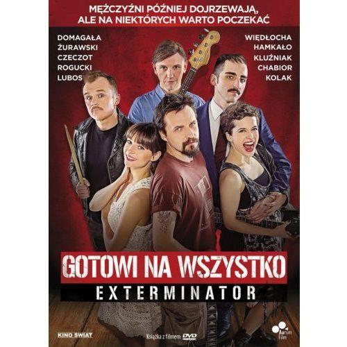 Kino świat Gotowi na wszystko. exterminator (płyta dvd) (9788380534063)