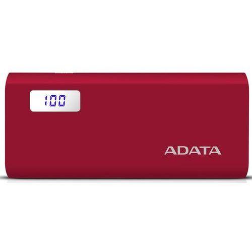 Adata Power Bank P12500D 12500mAh Czerwony 2.1A, 1_635882
