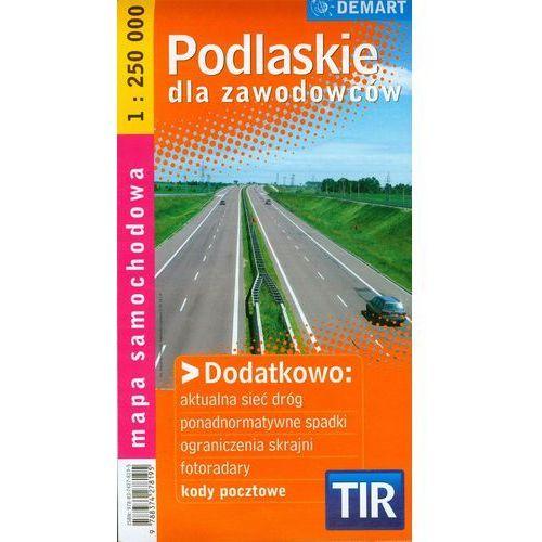 Podlaskie dla zawodowców TIR, oprawa broszurowa