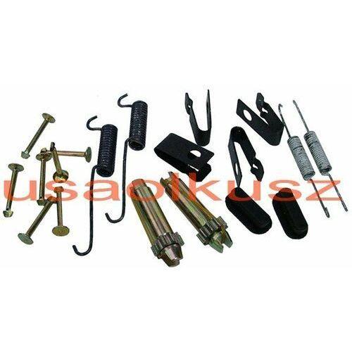 Sprężynki szczęk hamulca postojowego zestaw montażowy Jeep Cherokee 2003-2005 z kategorii przewody hamulcowe
