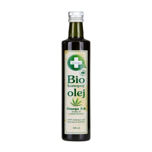 Olej konopny Annabis 500ml