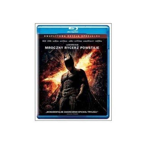 Galapagos films Mroczny rycerz powstaje. edycja specjalna (2bd) 7321999318574 (7321999318574)