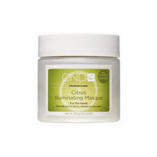 citrus illuminating masque 378g marki Cnd