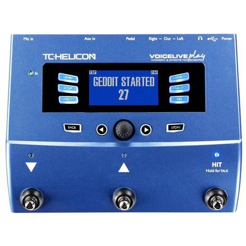 voicelive play marki Tc-helicon
