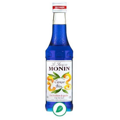 Syrop blue curacao 0,25l monin 907016 sc-907016 marki Monin