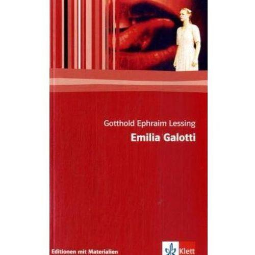 Emilia Galotti (9783123521102)
