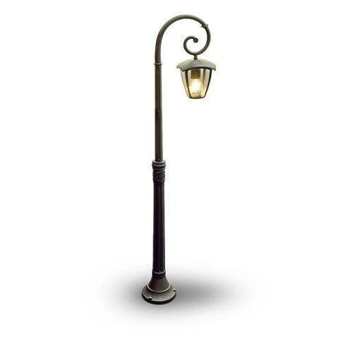 V-tac Lampa stojąca ogrodowa 9w led wys. 140 cm (3800157612630)