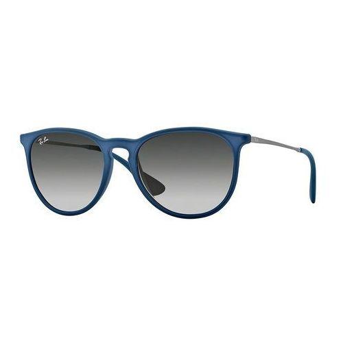 rb 4171 600/28g erika okulary przeciwsłoneczne + darmowa dostawa i zwrot marki Ray-ban