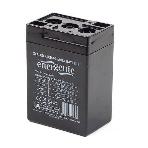 Akumulator żelowy do ups 6v/4.5ah uniwersalny marki Gembird