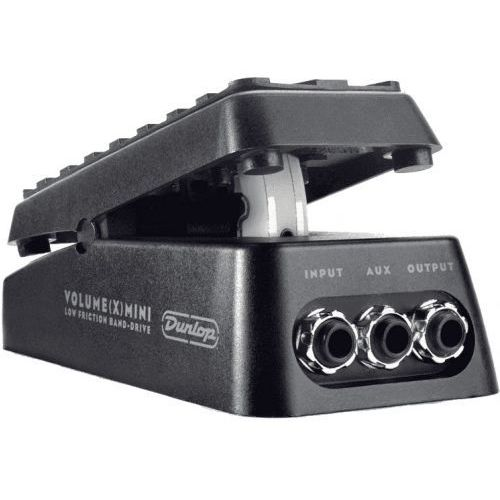 Dunlop dvp 4 - volume (x) mini pedal