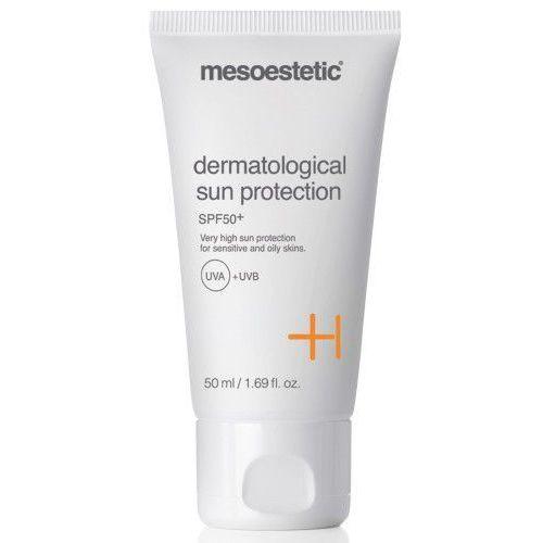dermatological sun protection spf 50+ 50 ml marki Mesoestetic