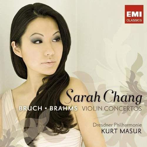 Empik.com Chang - violin concertos (5099996700426)