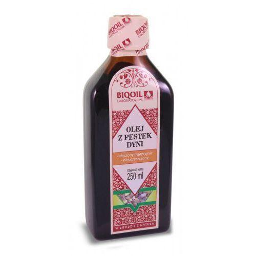 Biooil Olej z pestek dyni laboratorium (250ml)