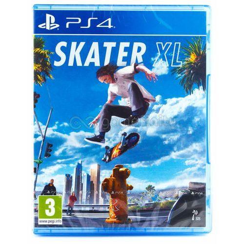 Skater XL The Ultimate Skateboarding (PS4)