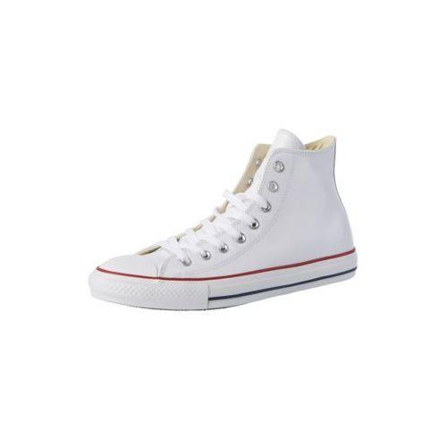 Converse trampki wysokie 'all star' nakrapiany czerwony / czarny / biały
