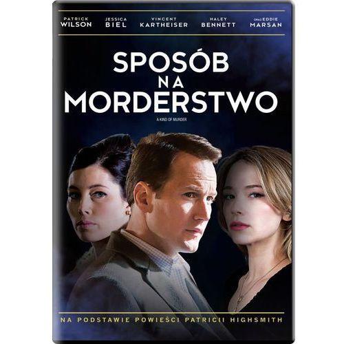 Sposób na morderstwo (DVD) - Andy Goddard DARMOWA DOSTAWA KIOSK RUCHU (5903570159466)