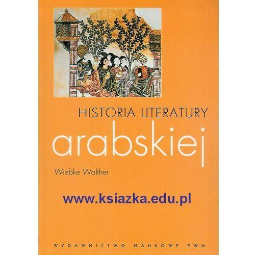 Historia literatury arabskiej, oprawa miękka