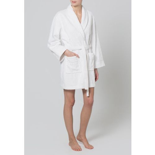 DKNY Intimates SIGNATURE COLLECTION Szlafrok white