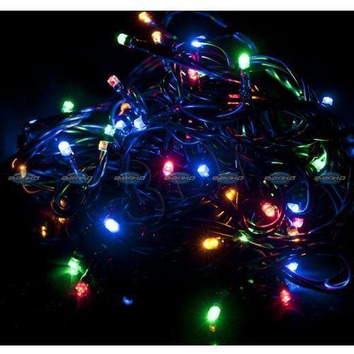 Lampki choinkowe 50LED AJE-CL505RGBO multi kol zew, marki activejet do zakupu w ZiZaKo sp. z o.o.