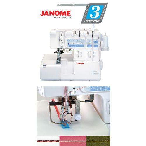 Owerlok JANOME 1200D PROFESSIONAL z kategorii Owerloki
