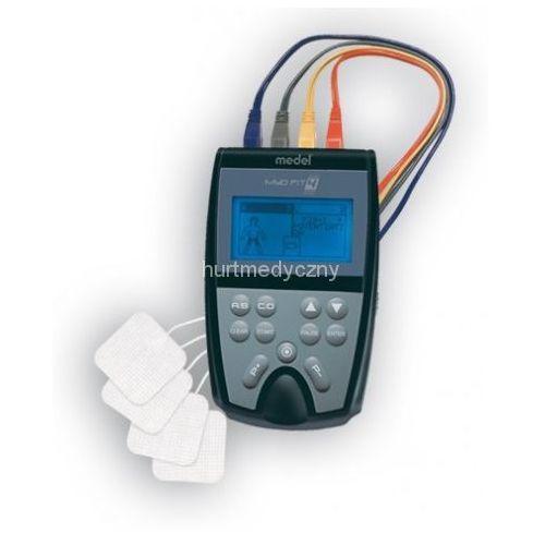 Elektrostymulator mięśni  myofit 4 (4 kanały + wbudowany akumulator), marki Medel