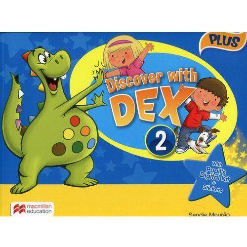Discover with Dex 2 PLUS. Podręcznik, oprawa miękka