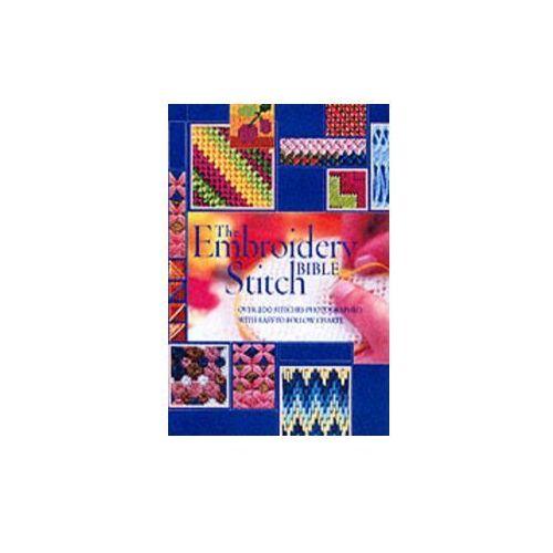 Embroidery Stitch Bible (9781903975473)