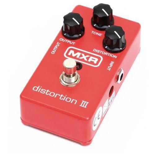 MXR M115 Distortion III - efekt gitarowy, DL E MXR M 115
