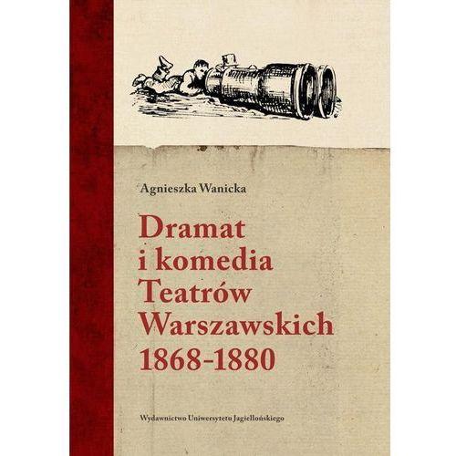 Dramat i komedia Teatrów Warszawskich - Agnieszka Wanicka (2011)