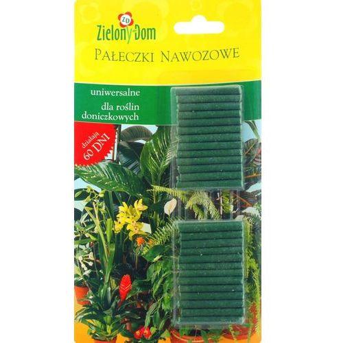 Zielony dom pałeczki nawozowe uniwersalne do roślin doniczkowych 30 szt