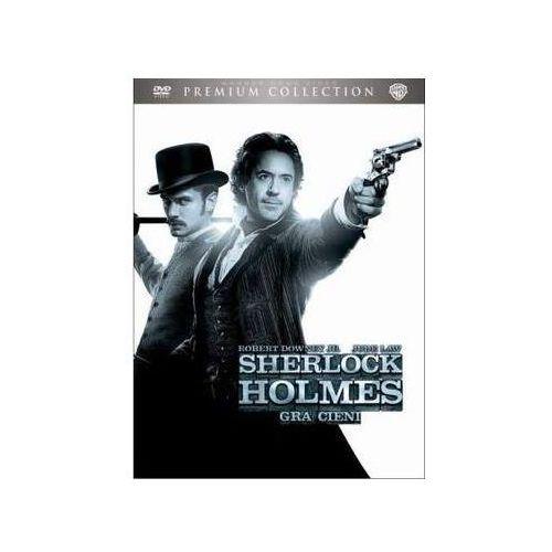 Sherlock holmes: gra cieni premium collection (sherlock holmes: game of shadows premium collection) marki Galapagos films