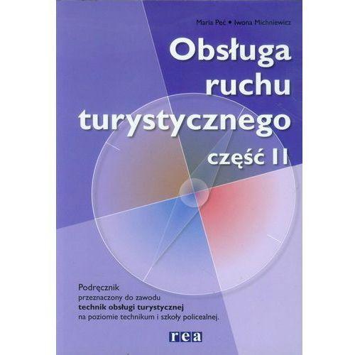 Obsługa ruchu turystycznego Część 2 Podręcznik (2010)