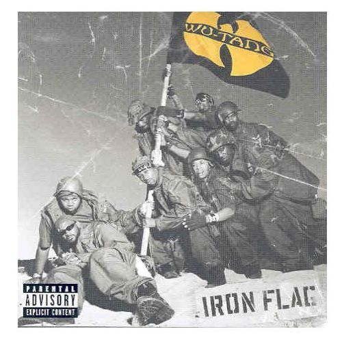 Sony music entertainment Wu-tang clan - wu-tang iron flag