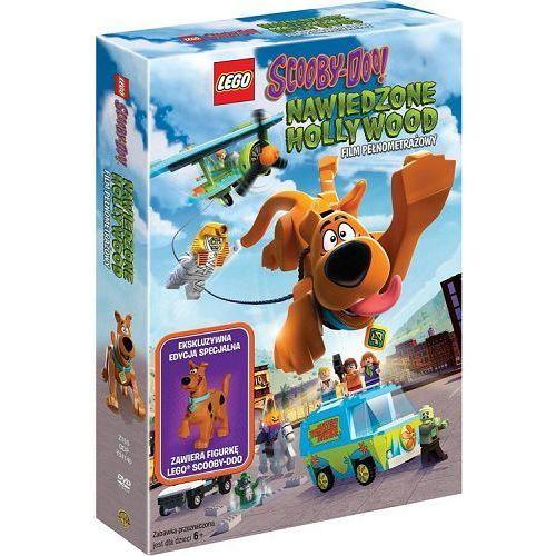 Galapagos Film dvd lego® scooby-doo: nawiedzone hollywood (+ figurka)