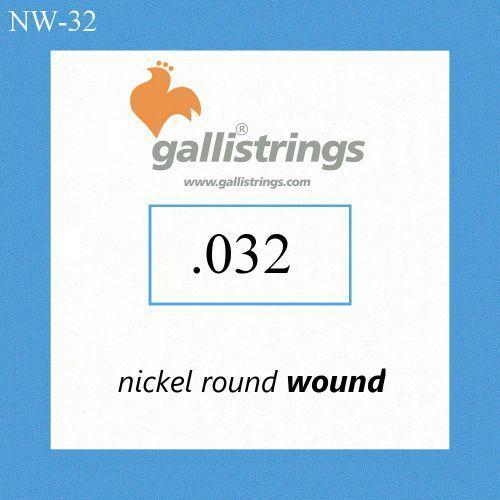 Galli nw032 - pojedyncza struna do gitary elektrycznej