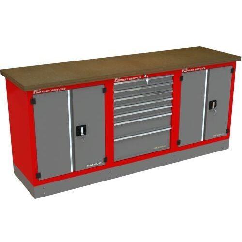 Stół warsztatowy – t-40-19-40-01 marki Fastservice