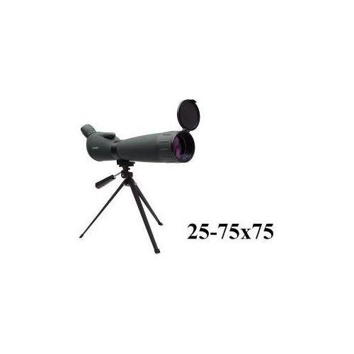 Profesjonalna Luneta Obserwacyjna Kandar 25-75x75 + Statyw + Pokrowiec/Torba., 59037342723