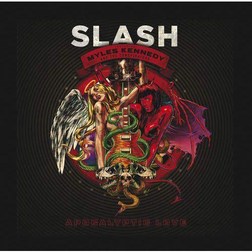 Apocalyptic Love - Slash Feat Myles Kennedy & the Conspirators (Płyta CD) (0016861767822)