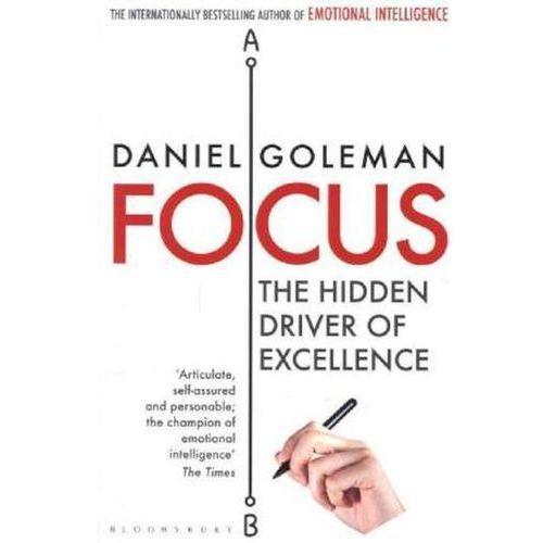 Focus. Konzentriert Euch!, englische Ausgabe, Erin Soderberg